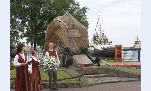 Piemineklis Jūrniekiem un zvejniekiem