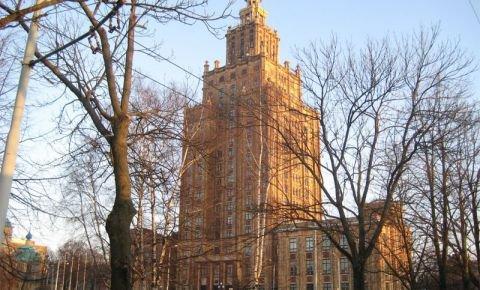 Zinātņu akadēmijas ēka