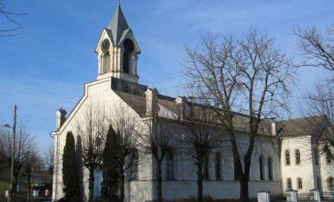 Евангельская лютеранская церковь Слокас