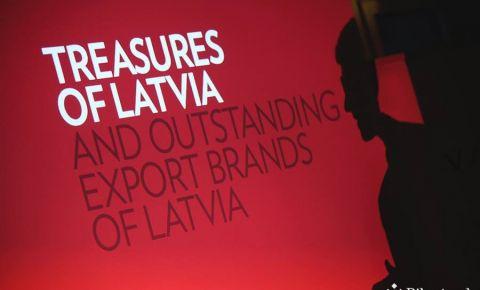 Apbalvos 100 izcilākos Latvijas eksporta zīmolus