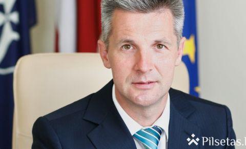 Aizsardzības ministrs Artis Pabriks apmeklēs Daugavpilī