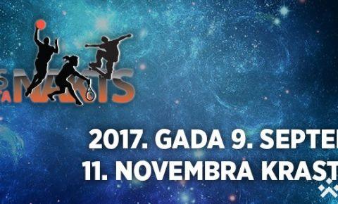 """Septīto gadu pēc kārtas notiks aktīvās atpūtas un sporta pasākums """"Rīgas Sporta nakts"""""""