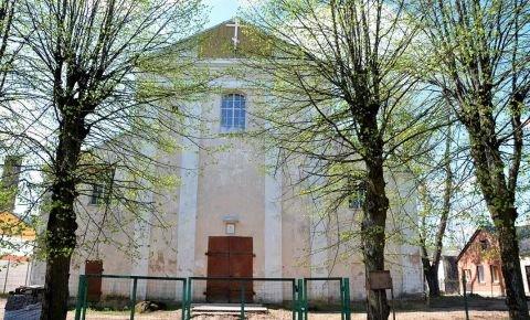 Jēkabpils Uniātu baznīca