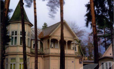 Дача в мемориале Райня и Аспазии