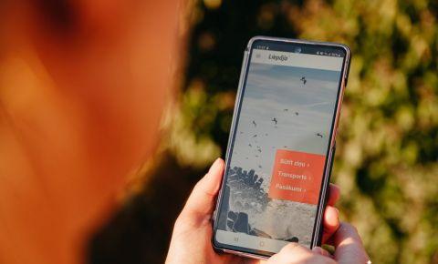 Ar mobilo lietotni liepājnieki varēs ērtāk ziņot par nepieciešamajiem uzlabojumiem pilsētvidē
