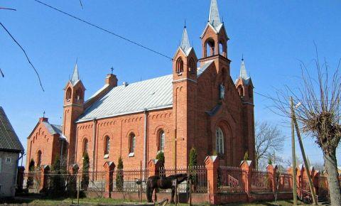 Grīvas Sv. Jaunavas Marijas Romas katoļu baznīca