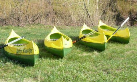Аренда лодки каноэ