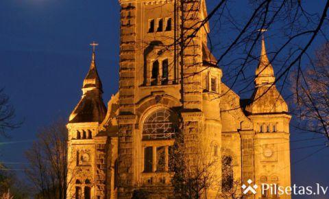 Liepājas Lutera baznīca
