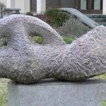 """Скульптура """"Лежащая амазонка"""""""