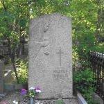 Izglītības darbinieces Valērijas Seiles (1891-1970) kapavieta