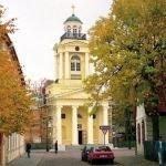 Лютеранская церковь Николая в Вентспилсе