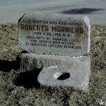 Piemiņas akmens R.Mūrniekam