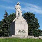 Памятник Лачплеша