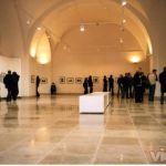 Latvijas Nacionālā mākslas muzeja izstāžu zāle Arsenāls