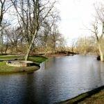 Парк Елгавского замка
