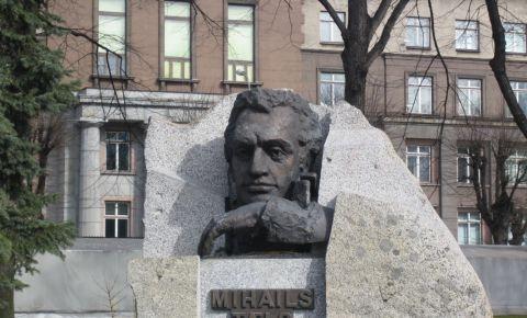 Piemineklis Mihailam Tālam