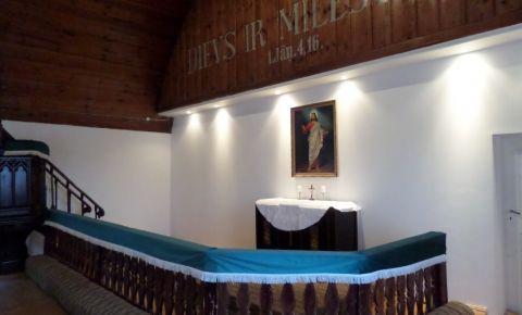 Aknīstes luterāņu baznīca
