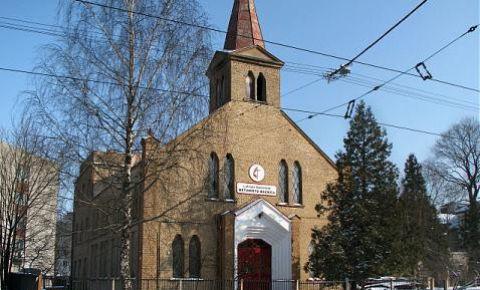 Latvijas Metodistu baznīca