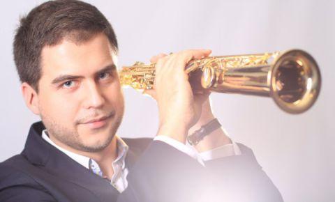Saksofonista Dāvja Jurkas džeza kvarteta koncerts