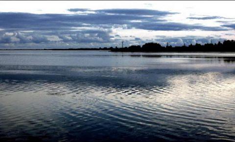 Озеро Лиепаи
