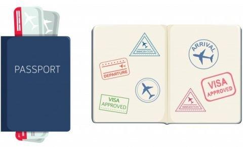 Dokumenta foto – ceļošanas nepieciešamība