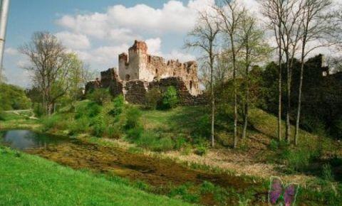 Гора замка