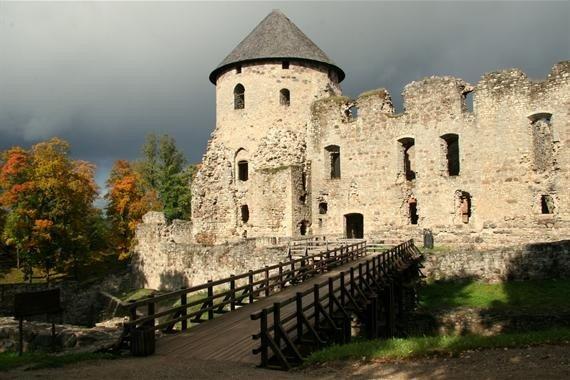 Cēsu Viduslaiku pils