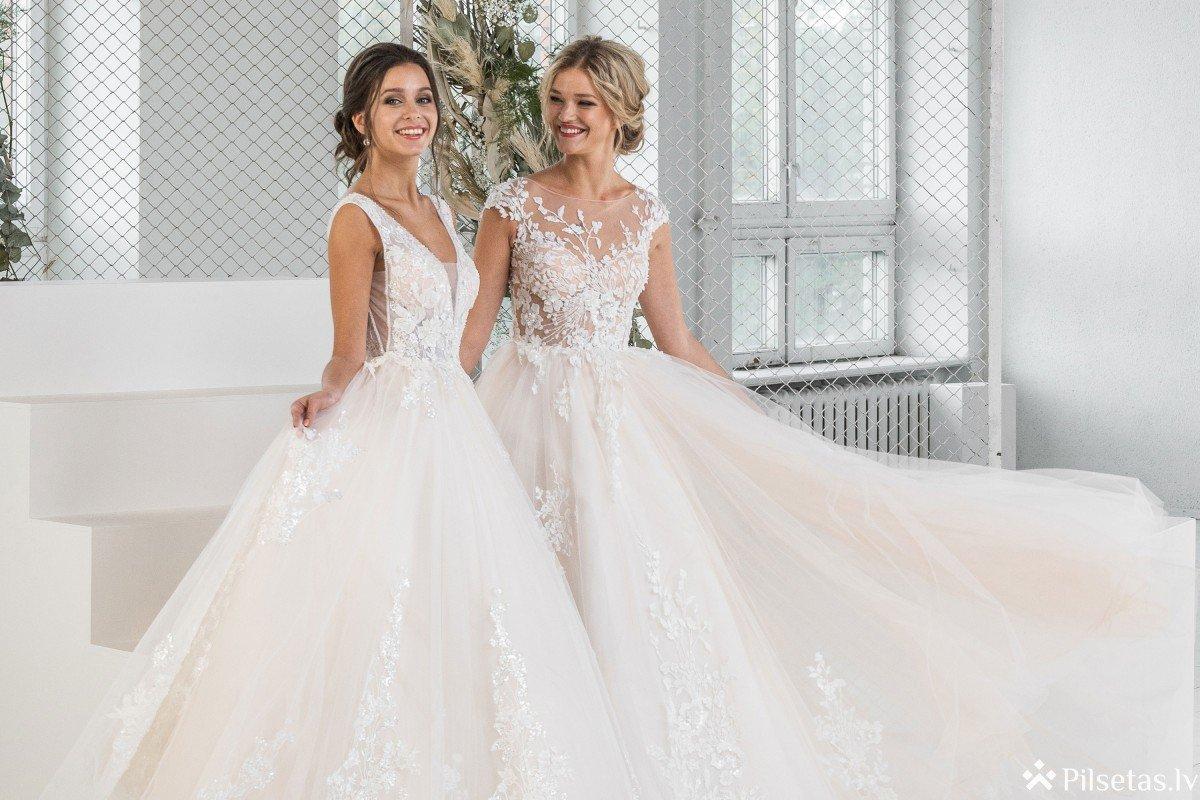 Pašmāju zīmols Ingrida Bridal prezentē jauno kāzu kleitu kolekciju