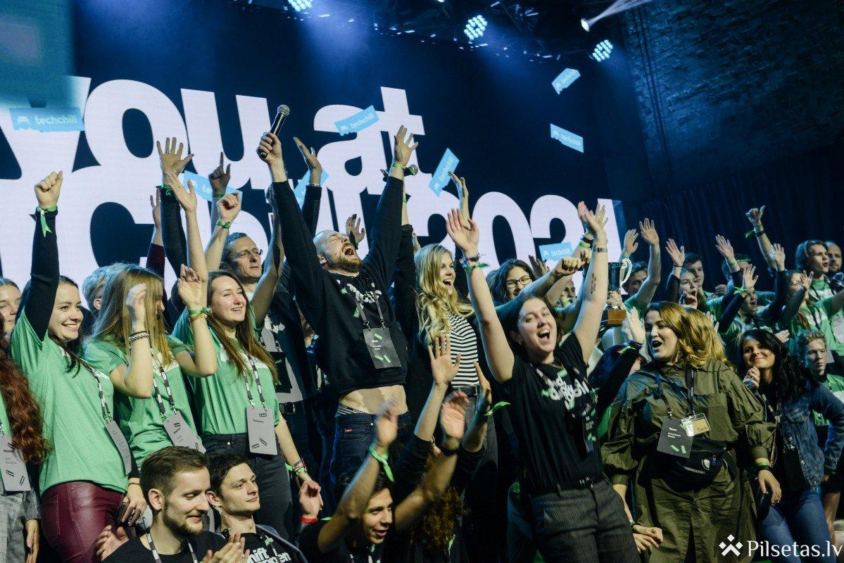 No tehnoloģiju nozares tendencēm un jaunās pasaules iespējām līdz Baltijas lomai to attīstībā: TechChill atklāj 2021. gada pasākumu sezonu