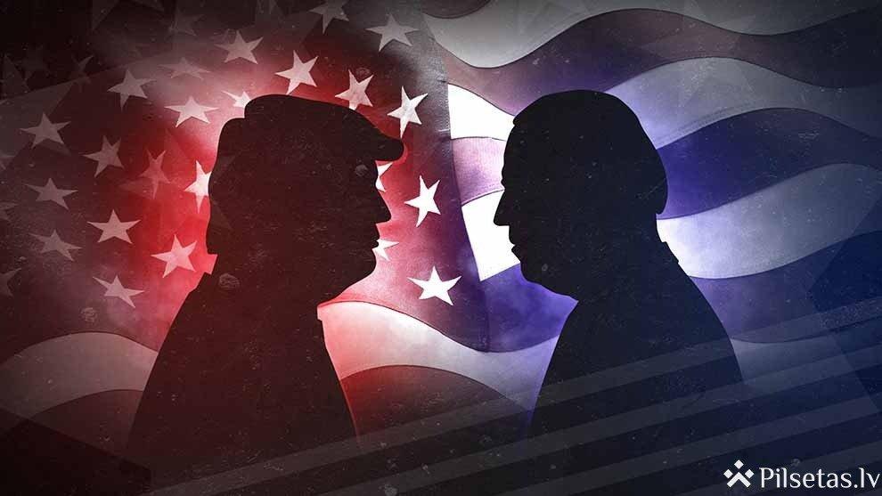 Bukmeikeri: ASV prezidenta vēlēšanu favorīts nemainīgi ir Baidens