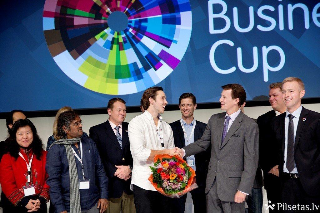 Izziņoti konkursa Creative Business Cup pusfinālisti