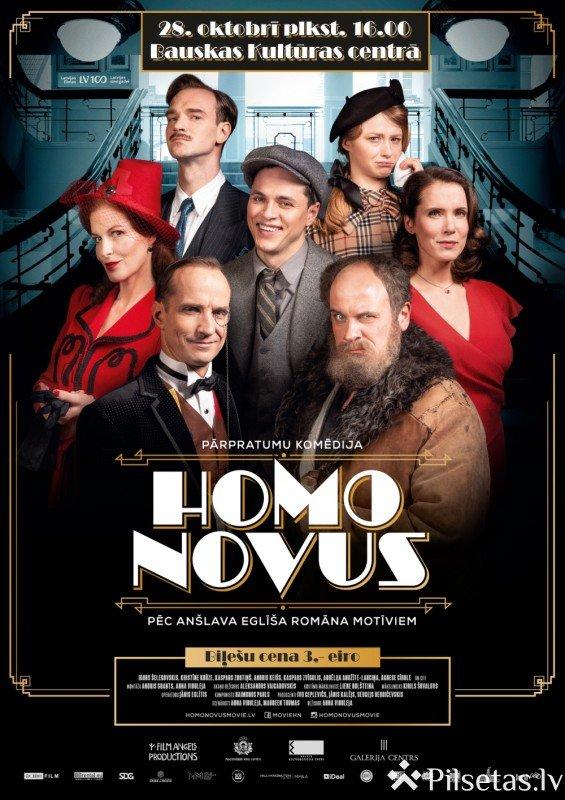 """Filma """"Homo Novus"""""""