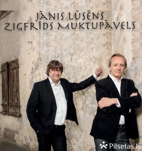 Jāņa Lūsēna 60 gadu jubilejas ieskaņas koncerts
