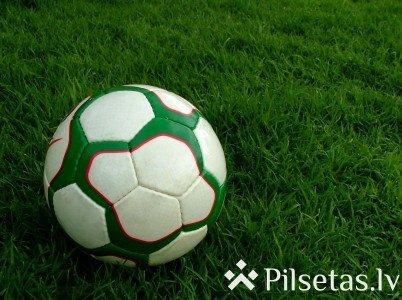 Latvijas čempionāts futbolā Madonas pilsētas stadionā