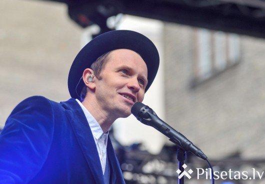 """Grupas """"Prāta Vētra"""" koncerttūre """"7 soļi svaiga gaisa"""" Valmierā"""
