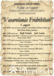 Teātru svētki Jaunjelgavā