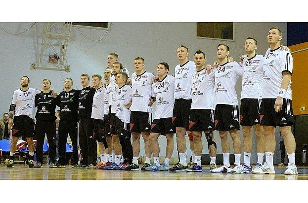 Pasaules čempionāta kvalifikācijas spēle handbolā: Latvija - Ukraina Vidzemes Olimpiskajā centrā