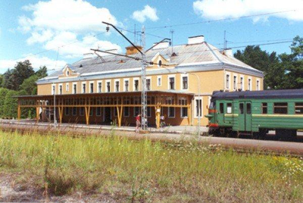 Ķemeru dzelzceļa stacija