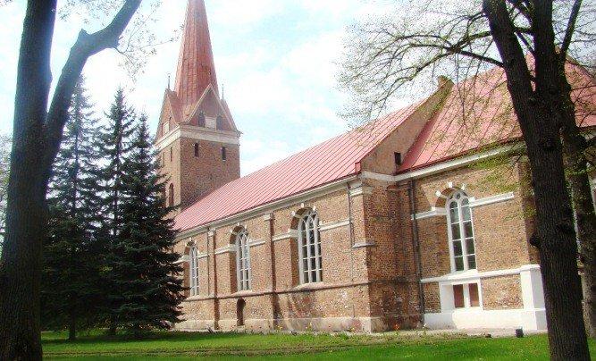 Svētās Annas luterāņu katedrāle