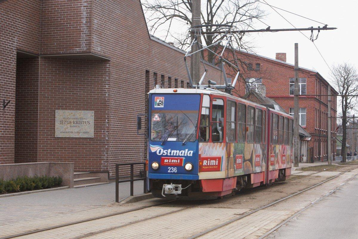 Трамвай Лиепаи