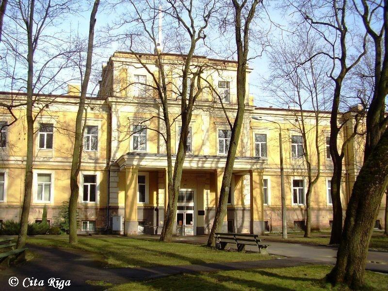 Sarkankalna slimnīca