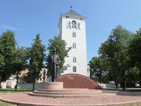 Sv.Trīsvienības baznīcas tornis