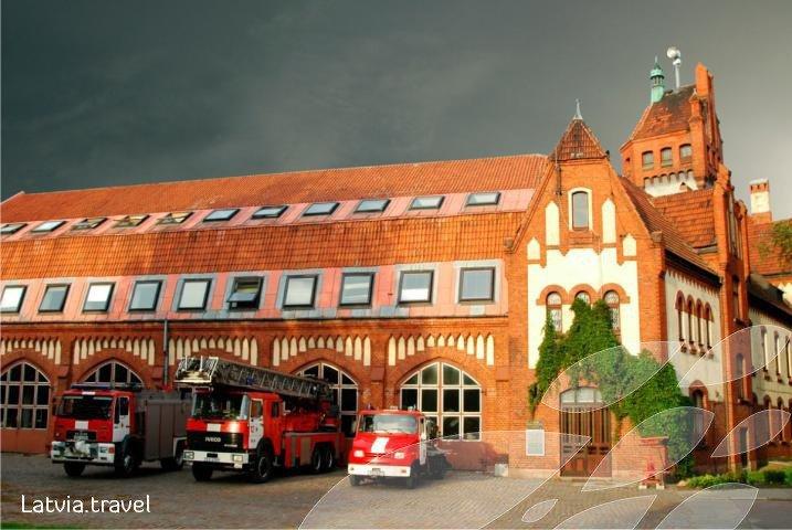 Latvijas Ugunsdzēsības muzejs