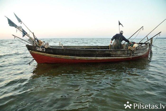 Informācija piekrastes zvejniekiem par zvejas datu reģistrēšanu Zemkopības ministrijas valsts informācijas sistēmas LZIKIS