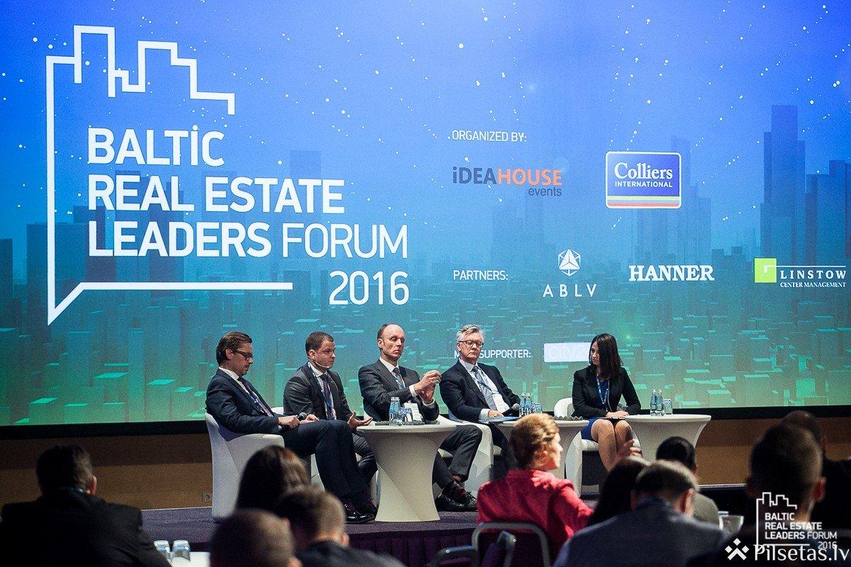 BREL forumā aktualizēs Baltijas nekustamā īpašuma  nozares tendences un izaicinājumus
