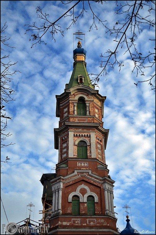 Svētās Trīsvienības pareizticīgo baznīca