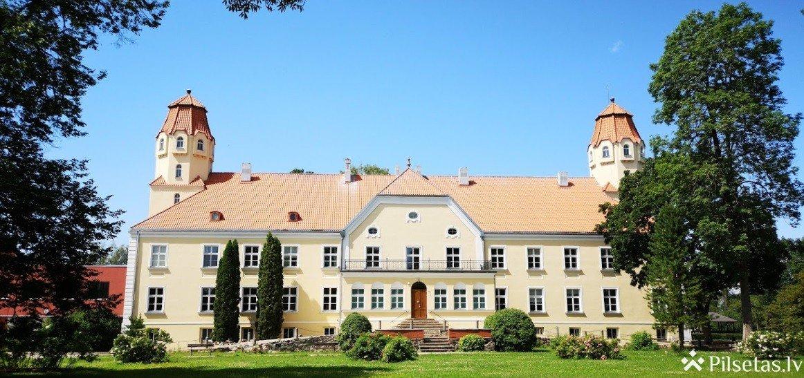 Suntažu muižas pils un muzejs