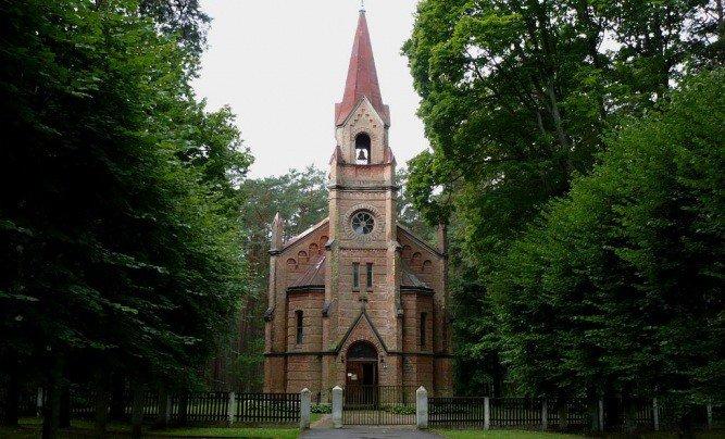 Bulduru luterāņu baznīca