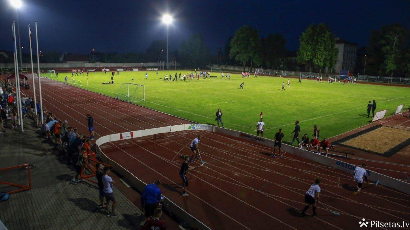 Sporta jomas vērtējums Rēzeknē