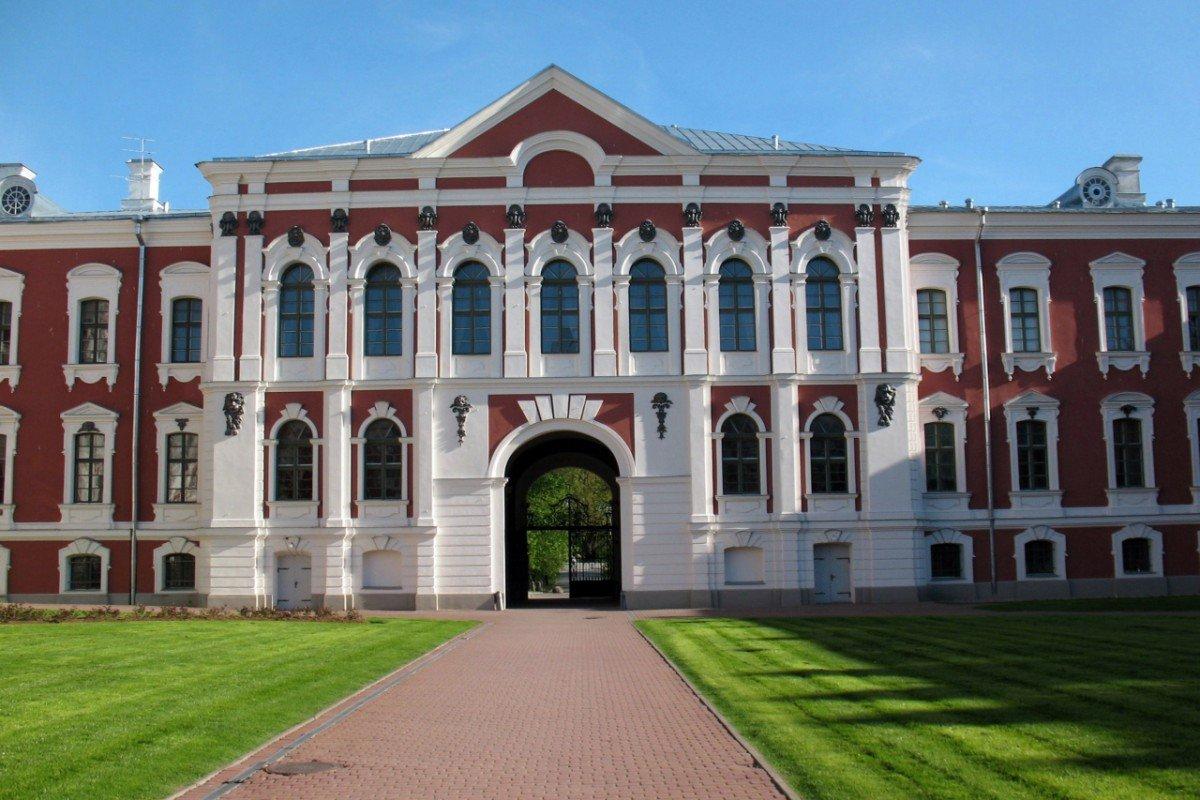 Замок Елгавы